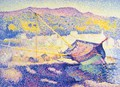 The Blue Boat - Henri Edmond Cross