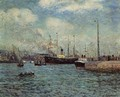 The Port of Havre - Maxime Maufra