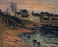 Twilight, Winter, Douarnenez - Maxime Maufra