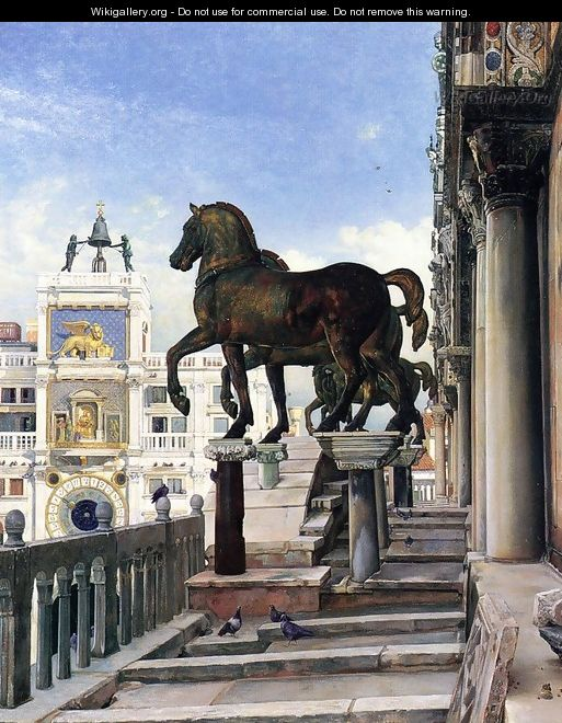 The Bronze Horses of San Marco - Charles Caryl Coleman