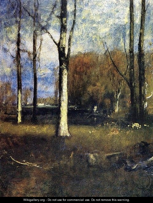 The Pond - George Inness