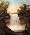 The Falls of MineHaHa - Robert Scott Duncanson