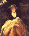 Miss Nelly O'Brien - Sir Joshua Reynolds