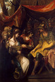 The Continence of Scipio - Sir Joshua Reynolds