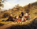 The Sunny Hours of Childhood - Edward Lamson Henry