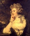 Mrs. Jane Braddyll - Sir Joshua Reynolds