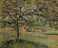 Apple Tree at Eragny - Camille Pissarro
