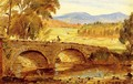 The Stone Bridge - William Sidney Mount