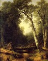 A Creek in the Woods - Asher Brown Durand