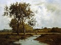 Banks of the River - Leon Richet