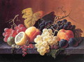 Still Life with Fruit I - Severin Roesen