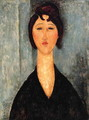 Portrait of a Young Woman I - Amedeo Modigliani
