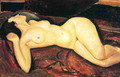 Recumbent Nude - Amedeo Modigliani