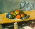 Peaches, Pears and Grapes - Paul Cezanne