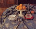 Still Life with Oranges - Georges-Daniel de Monfreid