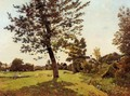 Meadow, Sunlight Effect - Henri Joseph Harpignies