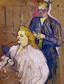 The Haido - Henri De Toulouse-Lautrec