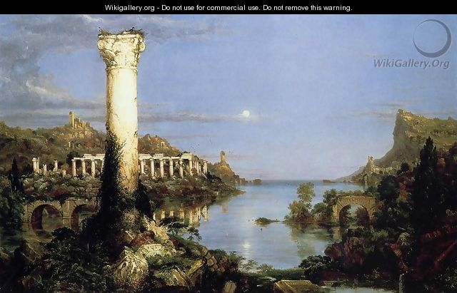 Desolation - Thomas Cole