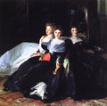 The Misses Hunter - John Singer Sargent