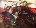 Mosquito Nets - John Singer Sargent