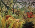 Surprise! - Henri Julien Rousseau