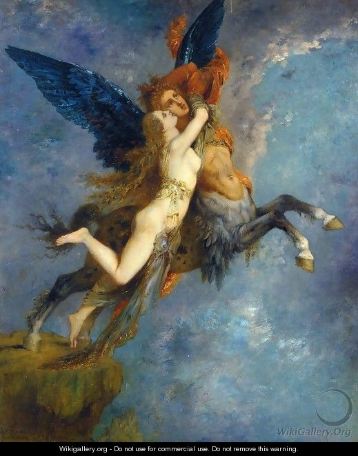 The Chimera - Gustave Moreau