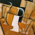 The Glass - Juan Gris