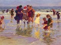 A July Day - Edward Henry Potthast