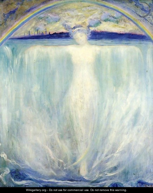 The Spirit of Niagara - Evelyn Rumsey-Carey