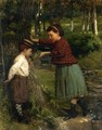 At the Brook - Seymour Joseph Guy