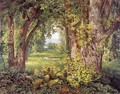 Into the Woods - William Trost Richards