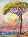 A Pine Tree - Henri Edmond Cross