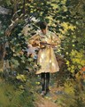 The Young Violinist - Theodore Robinson