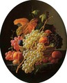 Still Life with Fruit X - Severin Roesen