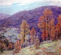 Autum Glory - Willard Leroy Metcalf