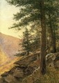 Hemlocks in the Catskills - Thomas Worthington Whittredge