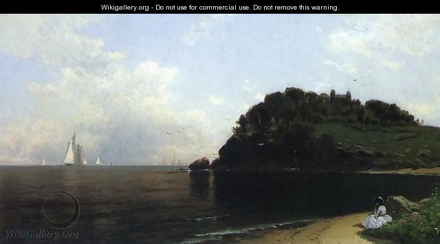 On Long Island Sound - Alfred Thompson Bricher