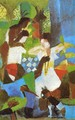 Turkish Jewel Trader - August Macke