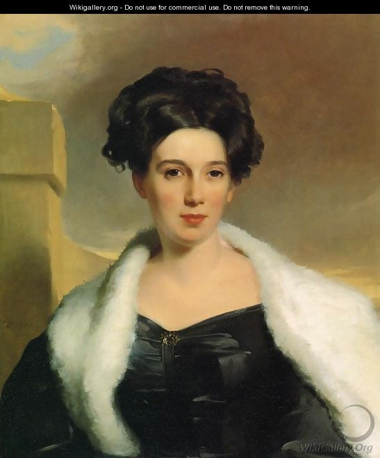 Mary Anne Heide Norris - Thomas Sully