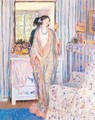 The Robe - Frederick Carl Frieseke