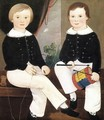 Isaac Josiah and William Mulford Hand - William Matthew Prior