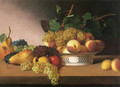 Still Life with Fruit II - James Peale