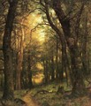 The Old Hunting Ground - Thomas Worthington Whittredge