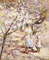 In the Orchard II - Theodore Robinson