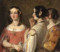 Gossip - Thomas Sully
