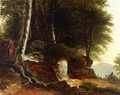 A Study from Nature - Asher Brown Durand