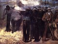 The Execution of the Emperor Maximilian - Edouard Manet