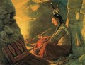 Indian Meditation - William Gilbert Gaul