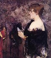 The Milliner - Edouard Manet