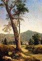 Landscape Beyond the Tree - Asher Brown Durand